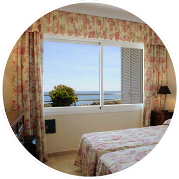 Dormitorio lujo