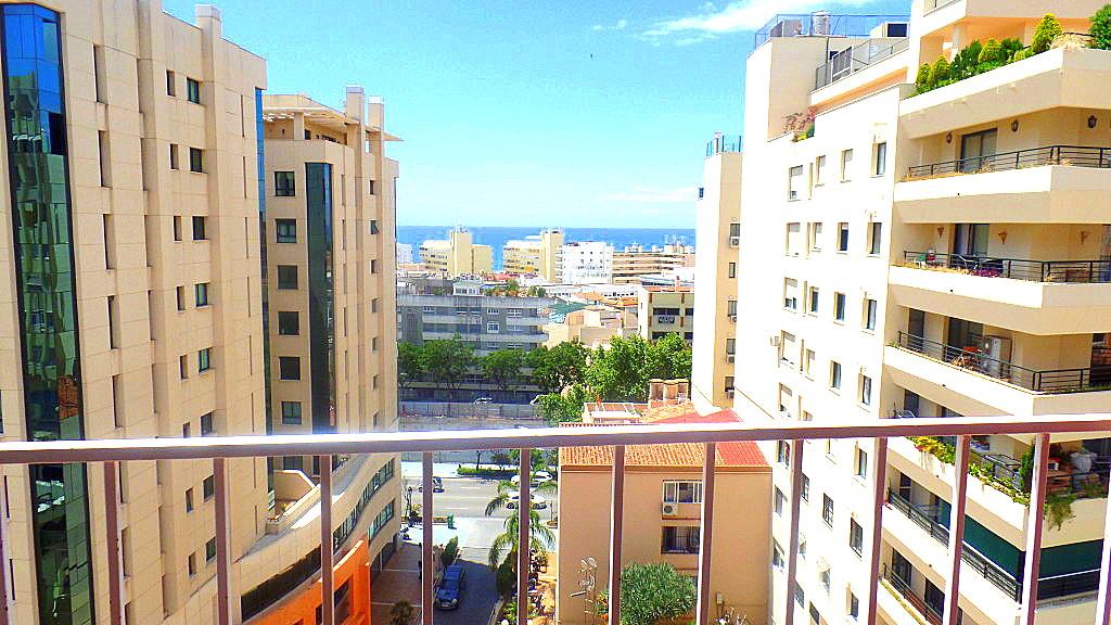 AP031 Apartamento en pleno centro de Marbella