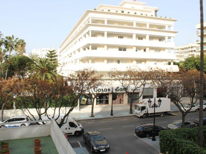 Ap060 Inmobiliaria Bobis Centro Marbella cerca de la playa