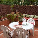 Ap076 Inmobiliaria Bobis Duplex Centro Marbella cerca de la playa terraza