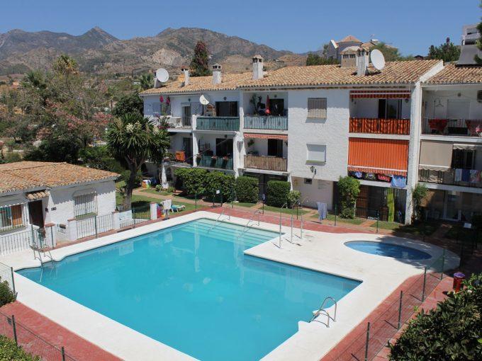 Ap089 Inmobiliaria Bobis Bello Horizonte Marbella piscina