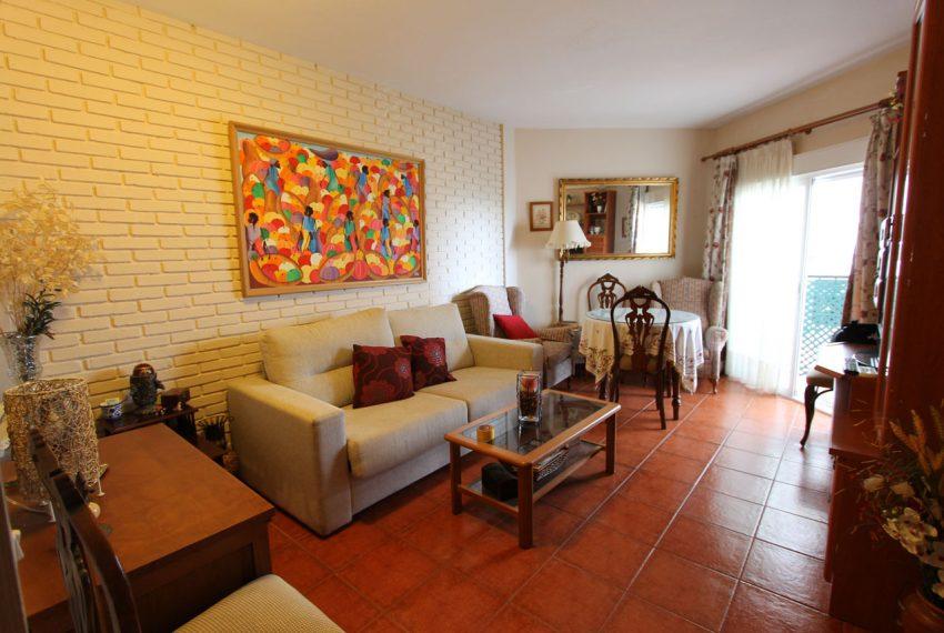 Ap115 Inmobiliaria Bobis Centro Marbella Cerca de la Playa Salón