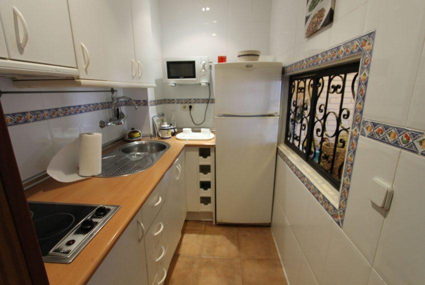 Ap115 Inmobiliaria Bobis Centro Marbella Cerca de la Playa Cocina