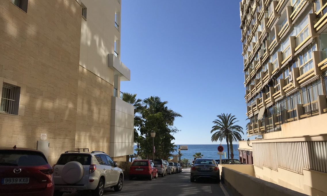 Ap115 Inmobiliaria Bobis Centro Marbella Cerca de la Playa