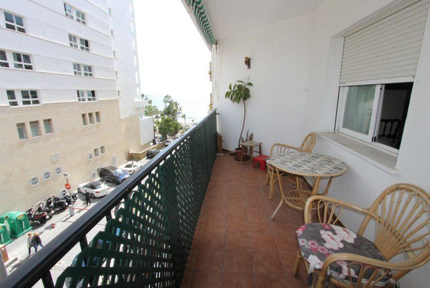 Ap115 Bobis Marbella Edificio Miramar Marbella Centro Terraza