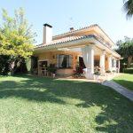 V111 Inmobiliaria Bobis Centro Marbella Villa zona Piruli jardin 3