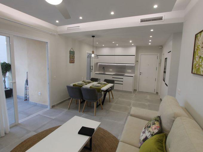 Ap112 Inmobiliaria Bobis Centro Marbella salon 4