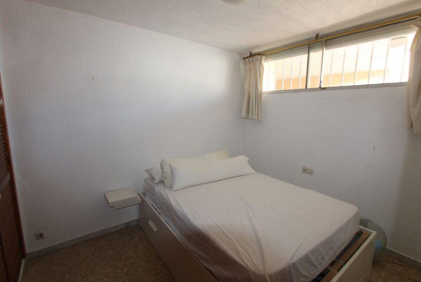 Ap160 Inmobiliaria Bobis Centro Marbella Vistas al mar Dormitorio