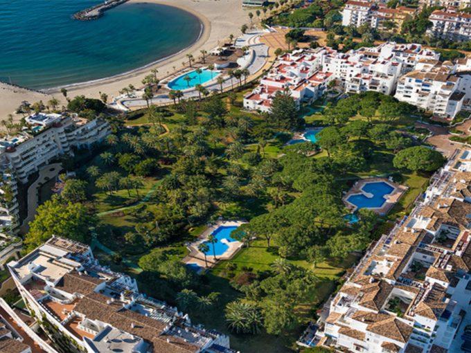 Ap200 Inmobiliaria Bobis Puerto Banus Marbella cerca de la playa