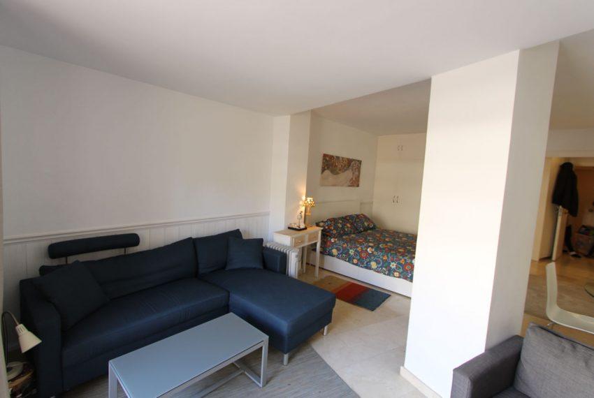Ap105 Inmobiliaria Bobis Centro Marbella cerca de la playa salón