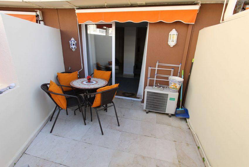 Ap105 Inmobiliaria Bobis Centro Marbella cerca de la playa terraza 2