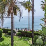 V029 Inmobiliaria Bobis Casa Centro Marbella Villa en primera linea de playa vistas