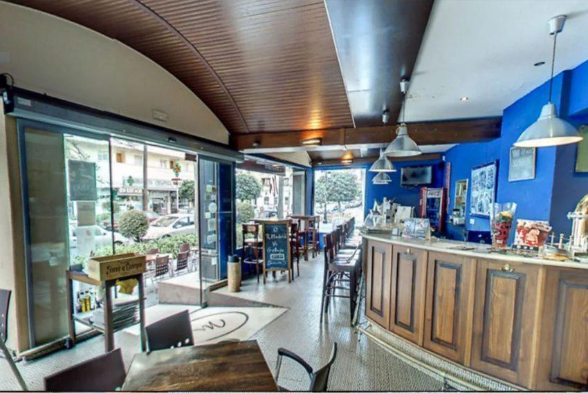 L222 Inmobiliaria Bobis Local Centro Marbella comedor
