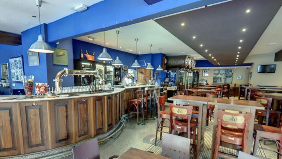 L222 Inmobiliaria Bobis Local Centro Marbella Comedor interior