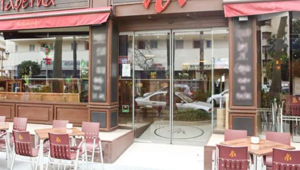 L222 Inmobiliaria Bobis Local Centro Marbella Fachada